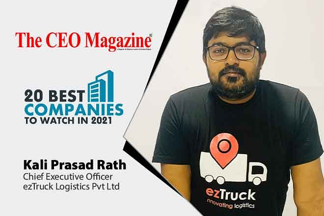 ezTruck Logistics, A Fast and Easy Mini Truck Booking Platform Reigning Realm of Lorry Transport, Professional House and Office Moving Across Bhubaneswar and Cuttack