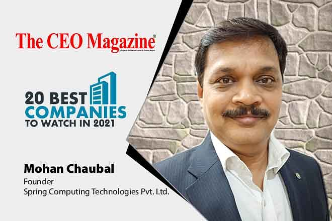 Spring Computing Technologies Pvt. Ltd., An Endeavour To Build Global Technology Leadership for Developing High Tech Products