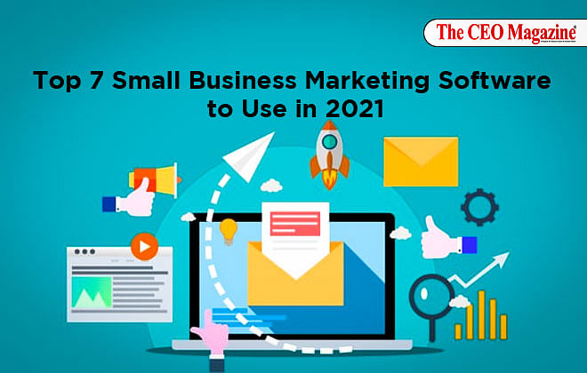 Top 7 Small Business Marketing Software to Use in 2021