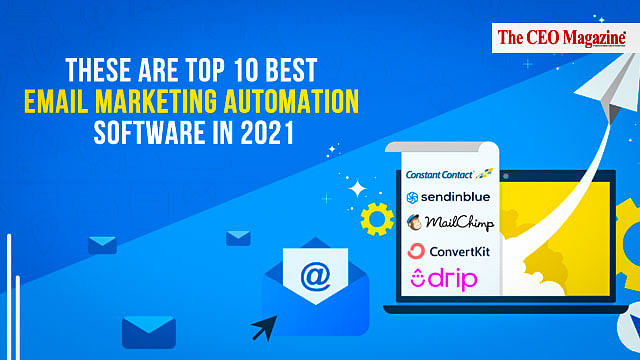 Top 10 Best Email Marketing Automation Software in 2021