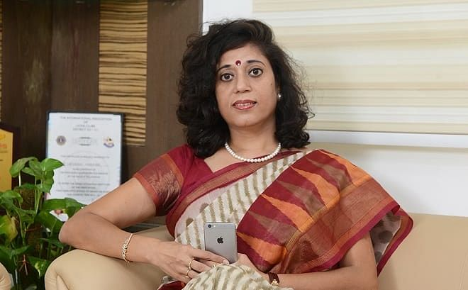 Dr. Urvashi Makkar: A leader who inspires academicians to build the nation through value oriented education