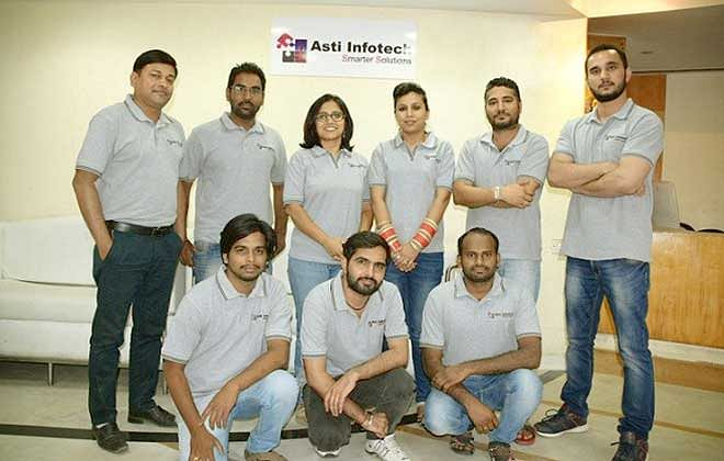 ASTI breathes Innovation and creates Next Generation tracking solutions