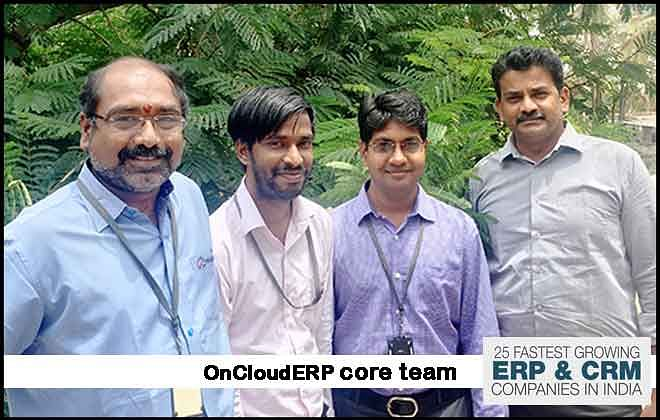 OnCloudERP spearheads new wave of transformation in ERP product development space