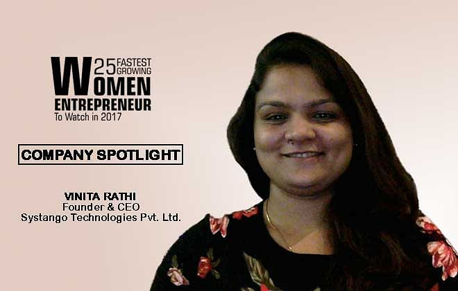 Vinita Rathi: Founder & CEO at leading digital Consultancy, Systango endeavors to support new founders and to empower women