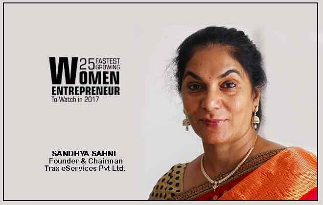 In talk with Sandhya Sahni: The face behind infusing digitalization into financial sector