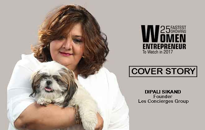 The Woman who tossed aside her entrepreneurial voyage's professional glitches: in conversation with Dipali Sikand, Founder, Les Concierges Group
