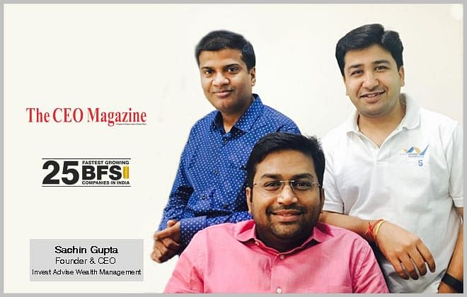 Invest Advise: A dexterous wealth management advisory firm breaking the barometer of biased wealth management processes