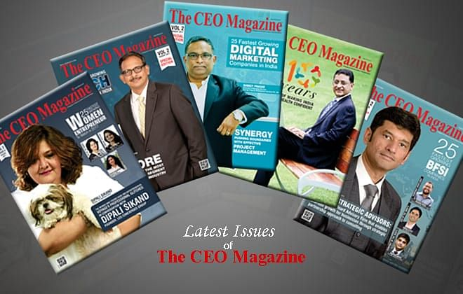 Latest Issues of The CEO Magazine