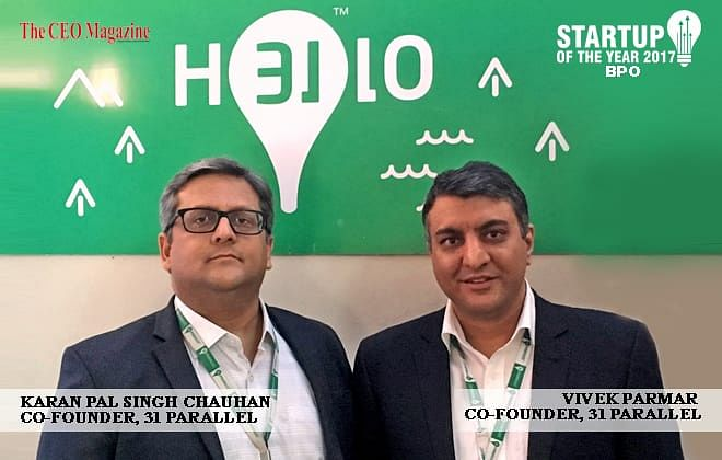 31 Parallel instills a new wave of transformation in the panorama of BPO services in India