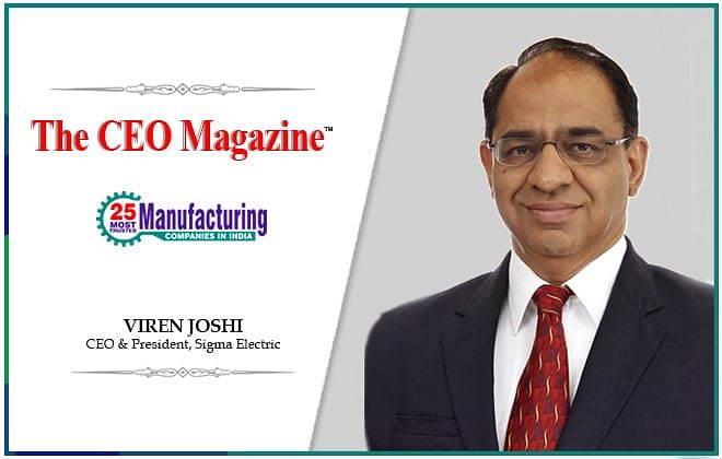 Sigma Electric– global leader inmanufacture of ferrous and non-ferrous machined castings