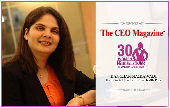 Kanchan Naikawadi's Efforts for Indus Health Plus Stimulate Others to Take Prevention by Early Detection
