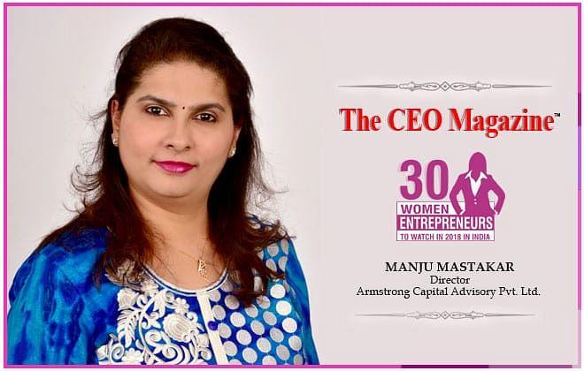 Manju Mastakar: The Power behind Armstrong Capital Advisory