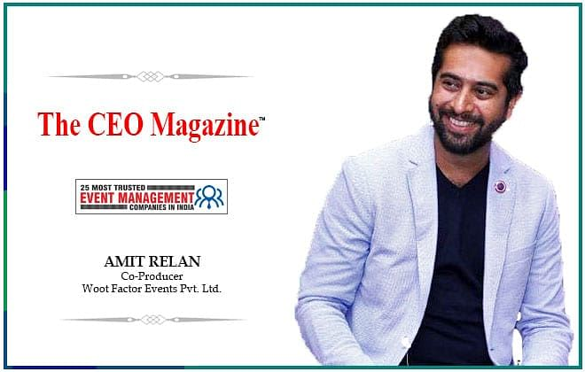 The miracle magician delivering truly unique experiences and bringing events to life: Woot Factor Events Pvt. Ltd.