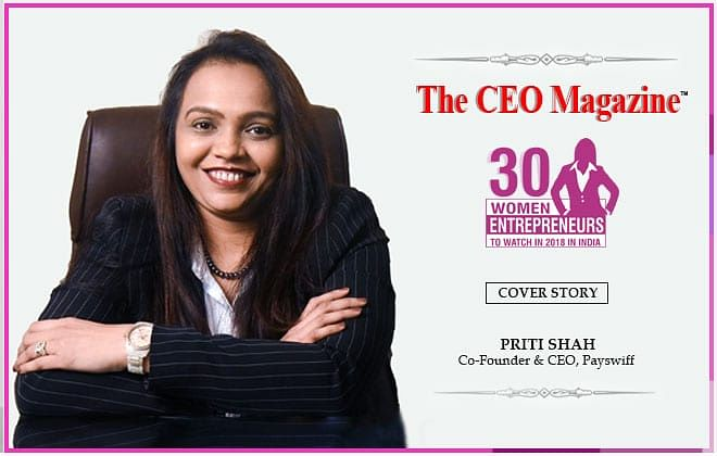 Payswiff- Master in driving cashless transaction through technology for easy and hassle-free payments, asserts co-founder and CEO, Priti Shah
