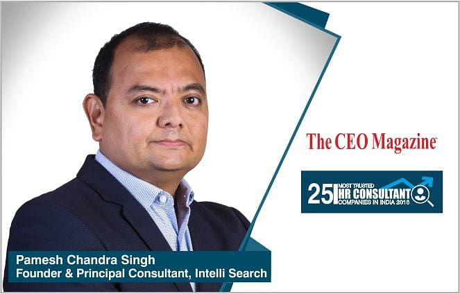 Intelli Search: Sprucing up the Human Capital for Industry leaders since 2000