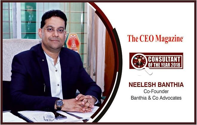 Banthia & Co. Advocates: An embodiment of excellence, growth and perfection revolutionizing and augmenting the conventional methods of advocacy