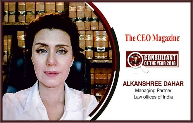 Law Offices of India redefines the tenets of legal services across India and Internationally