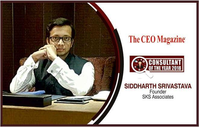 A walk of words with a dynamic 'black coat' entrepreneur, Siddharth Srivastava