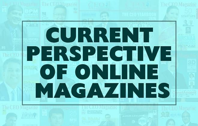 Current Perspective of Online Magazines