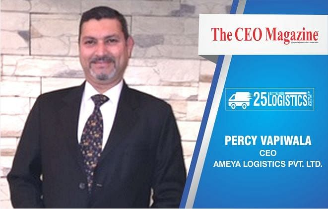 Ameya Logistics Pvt Ltd: Shifting and Simplifying the Gears of Logistics Servi