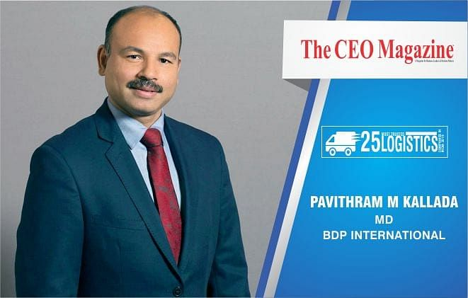 BDP International: providing global logistics solutions using state-of-the-art technology