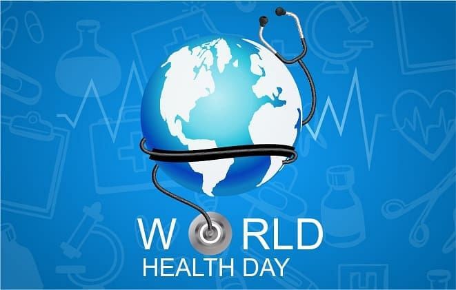 World Health Day: celebrate and promote healthy living