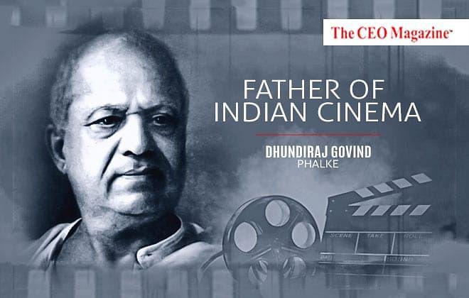149th Birth Anniversary of the Father of Indian Cinema: Dadasaheb Phalke
