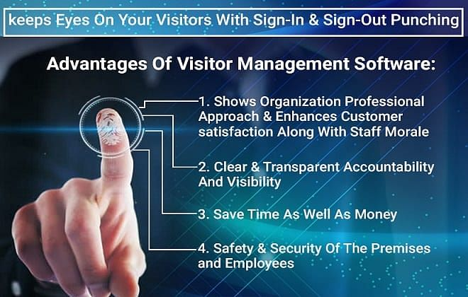 Is The Time Of Sign-In And Sign-Out Of Visitors Is Noted Correct On Papers? Go Accurate With Visitor Management Software
