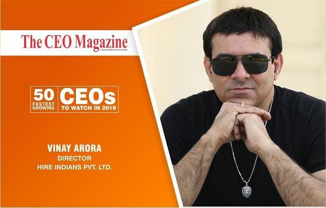 Vinay Arora: exemplar of entrepreneurial success