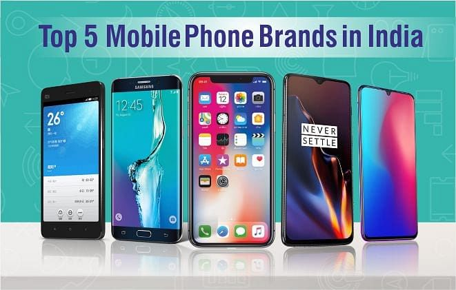 Top Mobile Brands in India