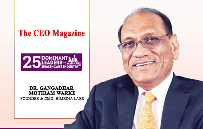 Leadership étude from the Father of Indian Microbiology Business, Dr Gangadhar Motiram Warke