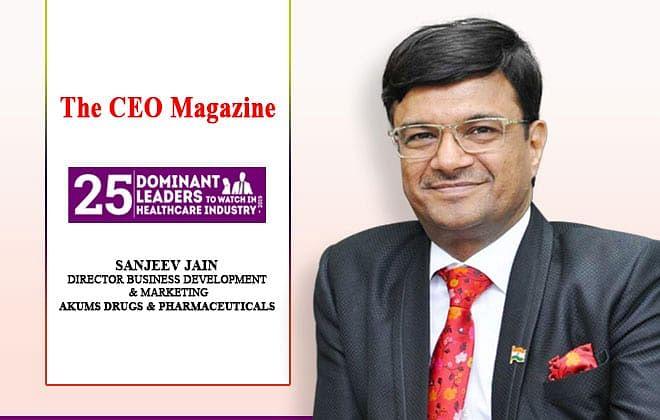 Sanjeev Jain & Sandeep Jain: Manufacturing Excellence for a healthier world