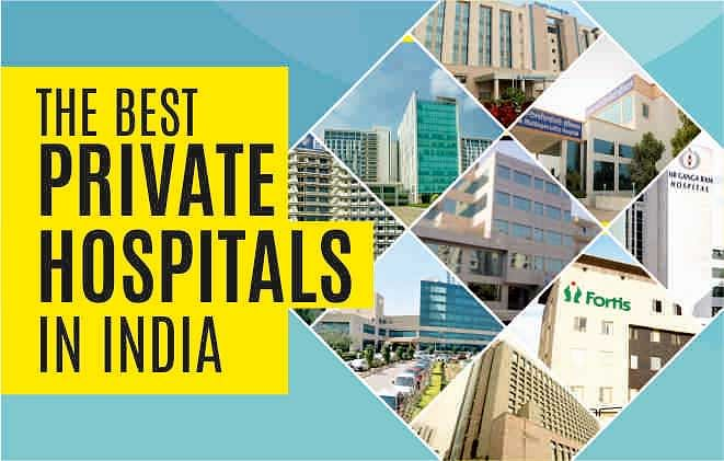 The Best Private Hospitals in India