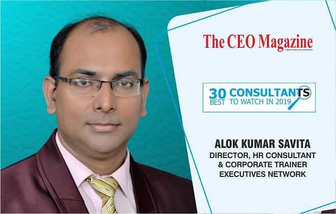 Alok Kumar Savita: catering perfection to the recruitment needs of India