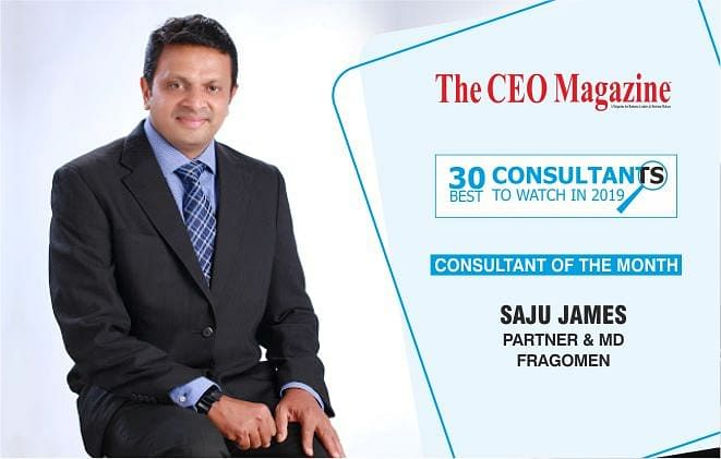Saju James: nurturing business ideas with comprehensive immigration service