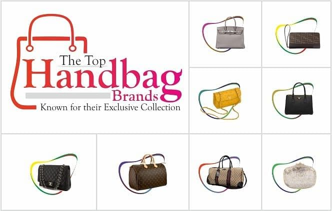 The Top Handbag Brands, Known for their Exclusive Collection