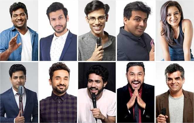 Top 10 Standup Comedians 2020: List of Funniest Standup Comedians in India