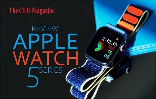 Apple Watch 5 review – What's new in Apple watch series 5