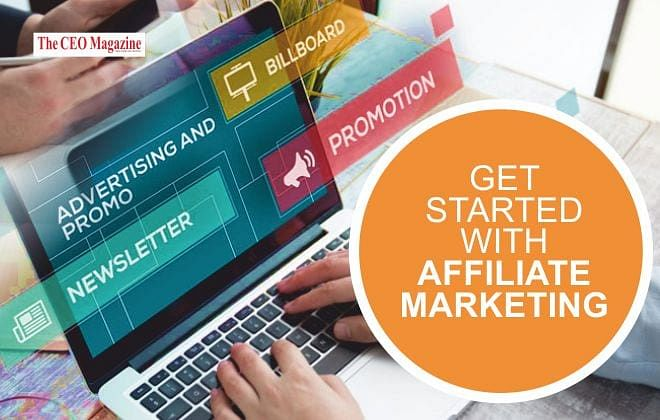 Step by Step Guide to Start Affiliate Marketing