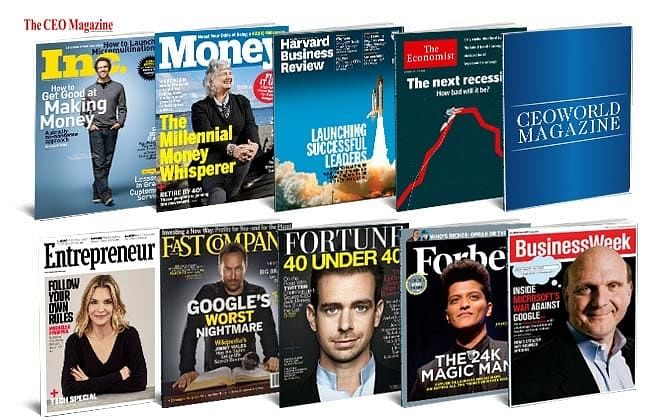 TOP 10 BUSINESS MAGAZINES AROUND THE WORLD THAT EVERY BUSINESS LEADER MUST READ