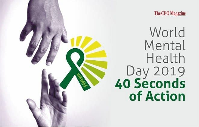 WHO Initiative: 40 Seconds Against Suicide