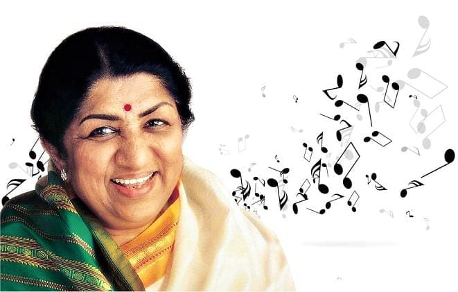 GOVERNMENT TO HONOR LATA MANGESHKAR WITH 'DAUGHTER OF THE NATION' TITLE ON HER BIRTHDAY