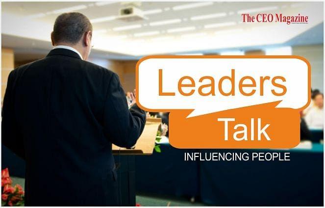 Leaders' Talk: Influencing people