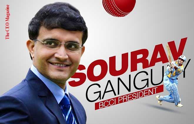Sourav Ganguly – The Next President of BCCI