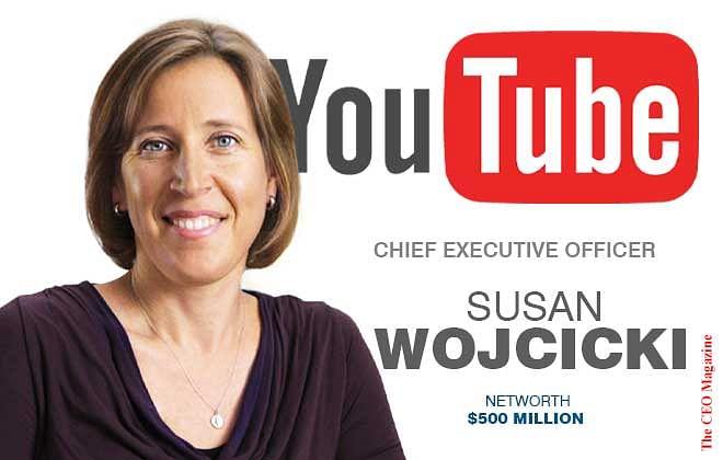 Susan Wojcicki – Force Behind YouTube