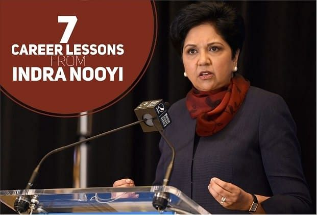7 Career Lessons from Indra Nooyi