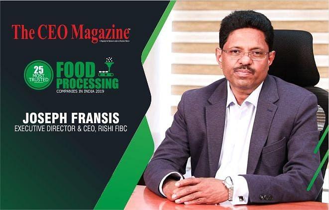 RISHI FIBC, FULLY INTEGRATED WORLD CLASS FACILITY FOR FOOD AND PHARMA GRADE FIBC.