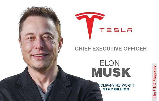 Elon Musk – The Visionary