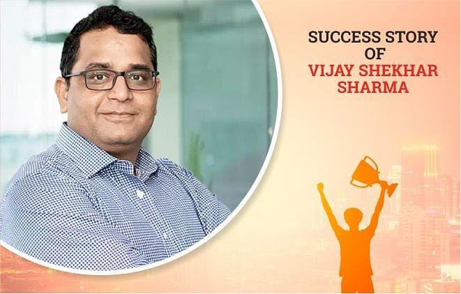 Vijay Shekhar Sharma Success Story