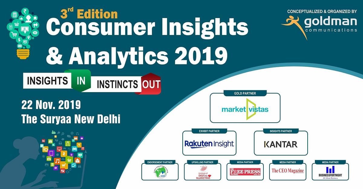 Consumer Insights & Analytics: Opportunity to Meet Cutting Edge CMI Experts